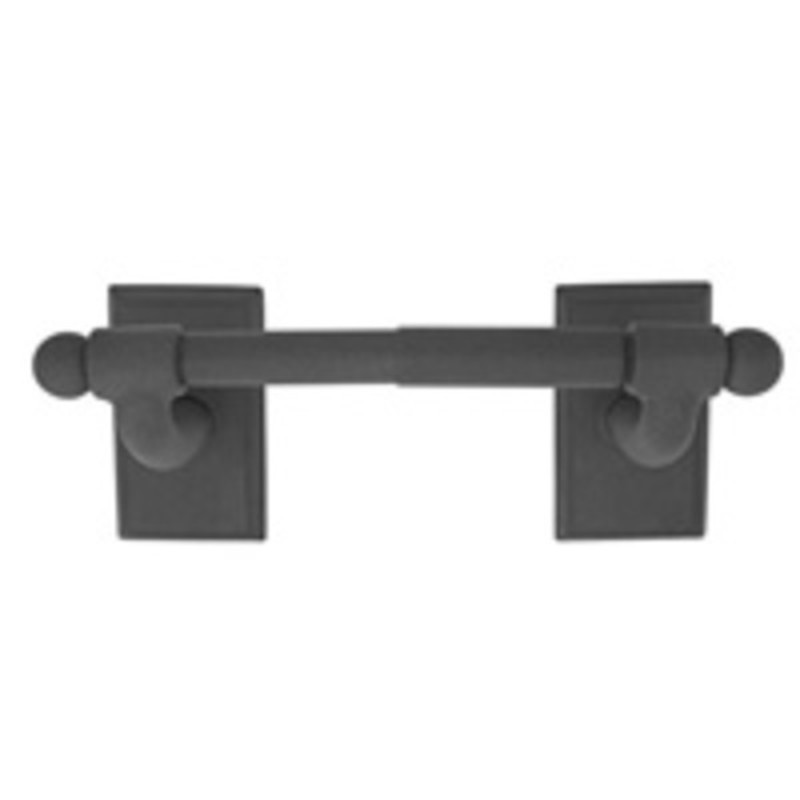 Wrought Steel Paper Holder Spring Rod Style