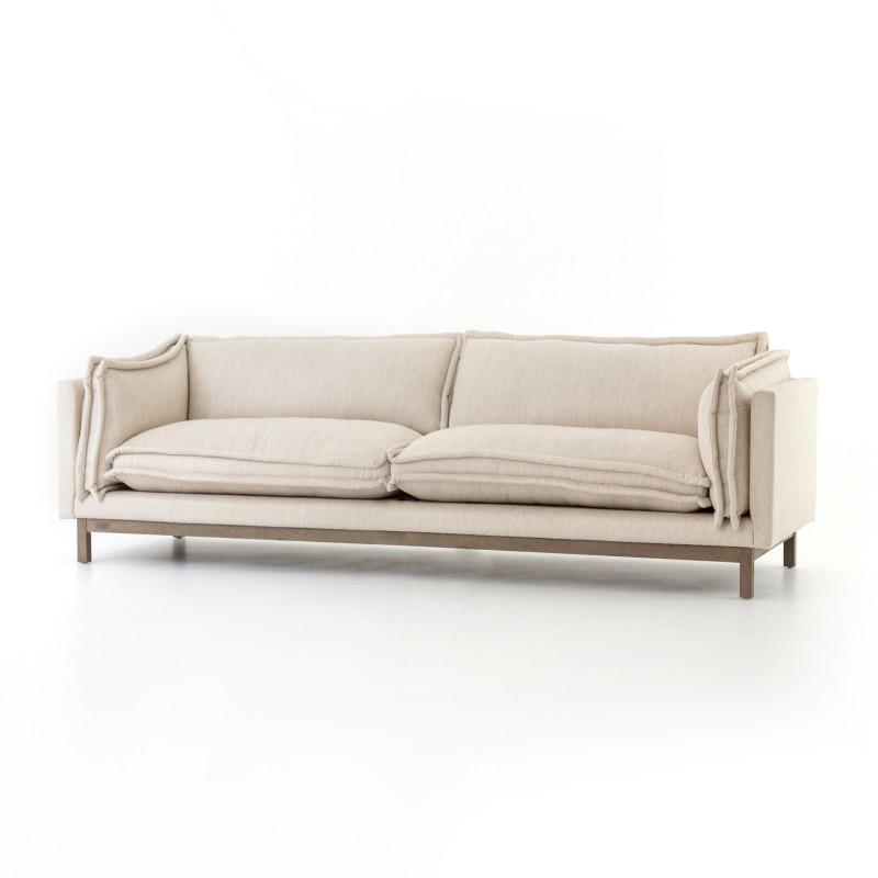 Helm Plush Sofa