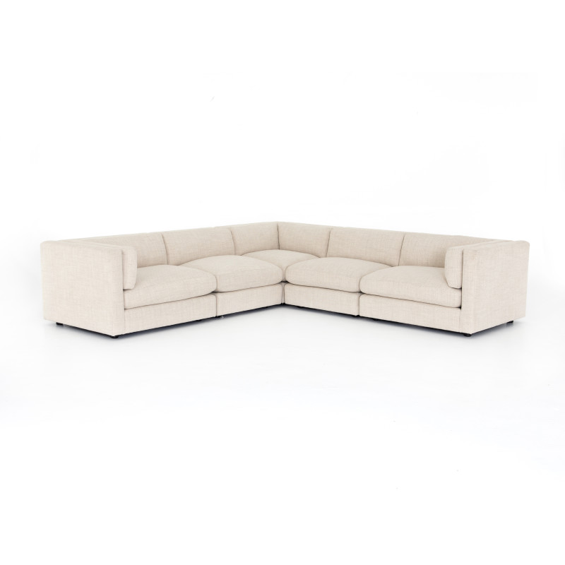 Cosette 5-PC Sectional