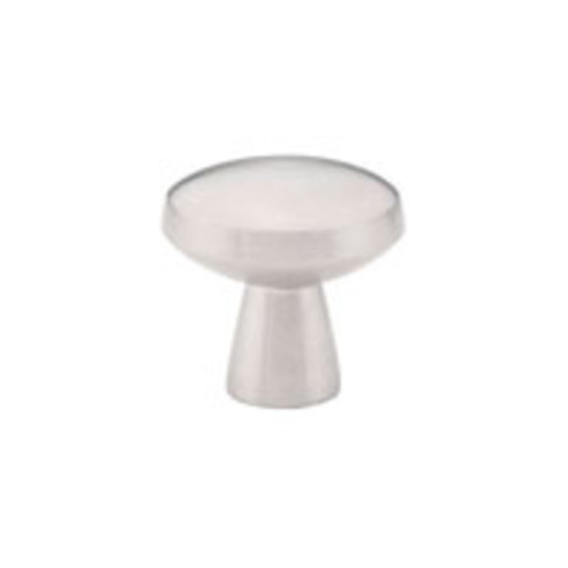 Stainless Steel Dome Knob 1-1/4