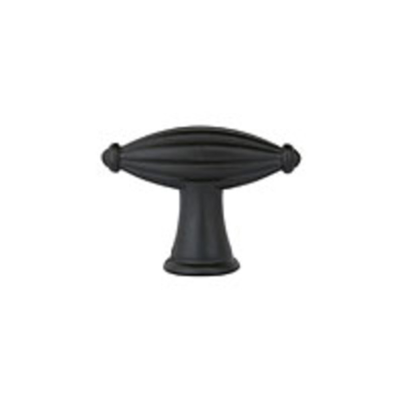 Tuscany Bronze Fluted Finger Knob 3