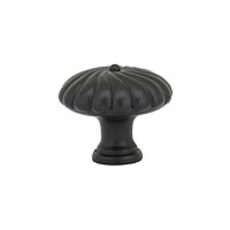 Tuscany Bronze Twisted Round Knob 1-3/4