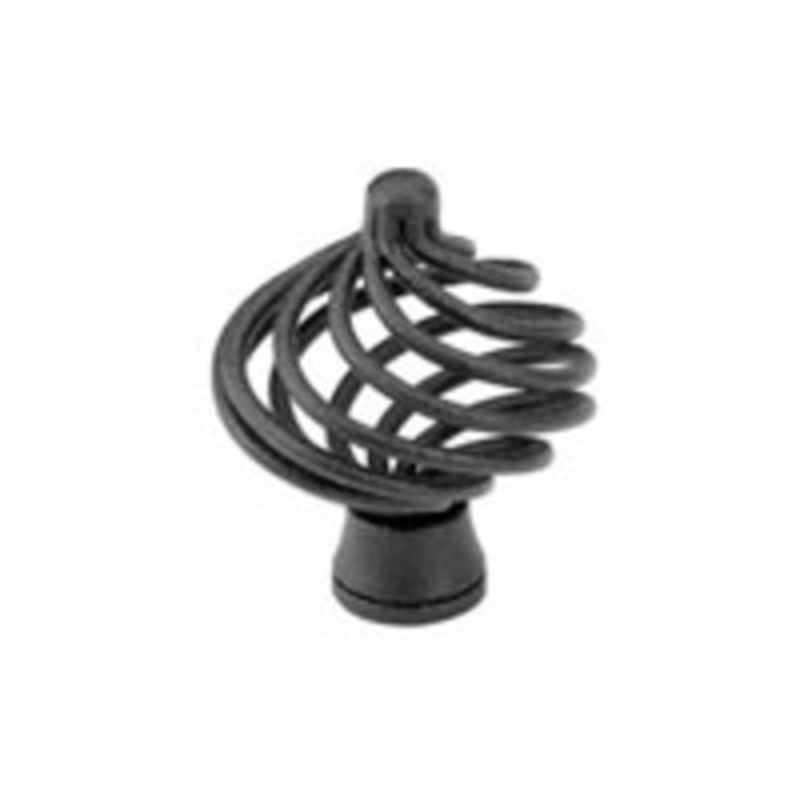 Wrought Steel Flanders Knob 2