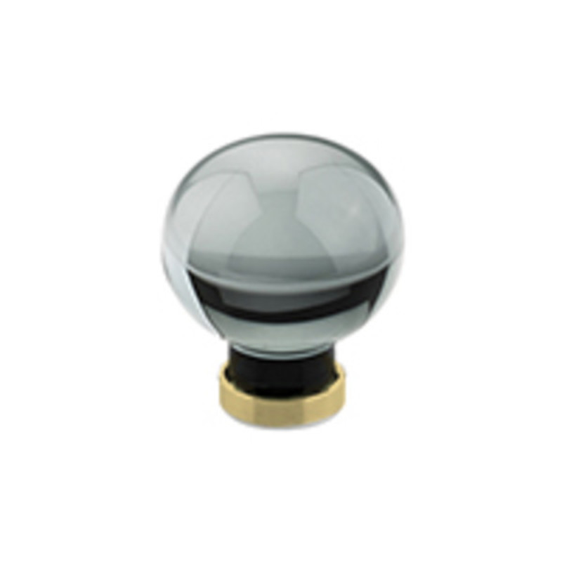 Bristol Colored Crystal Knob 1-1/4