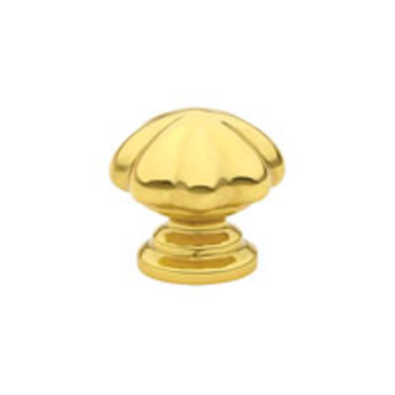 Brass Melon Knob 1