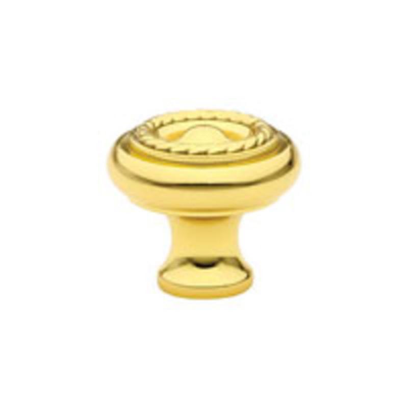 Brass Rope Knob 1-3/4