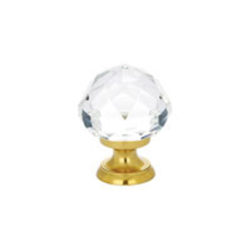 Diamond Knob 1-1/4