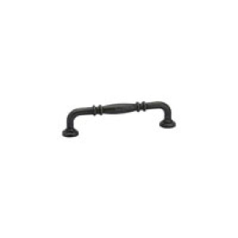 Tuscany Bronze Ribbed Pull Style 6in