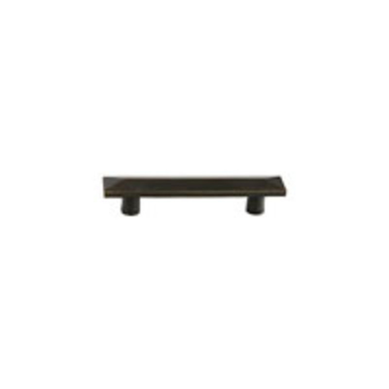 Sandcast Bronze Pyramid Pull 3in