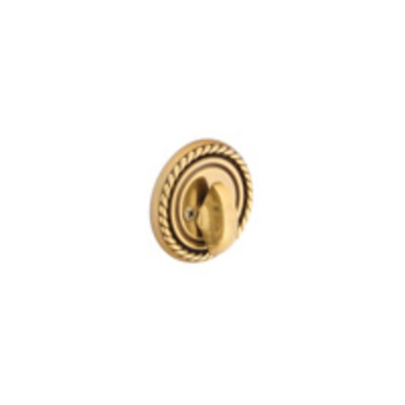 Brass Rope Single Sided