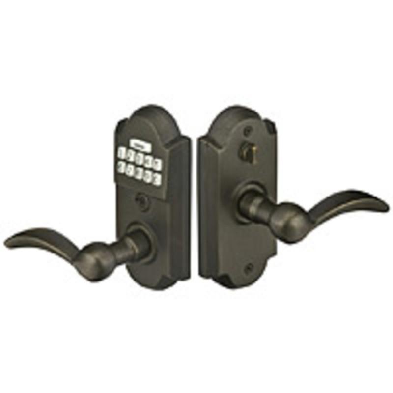 Sandcast Bronze Keypad Leverset