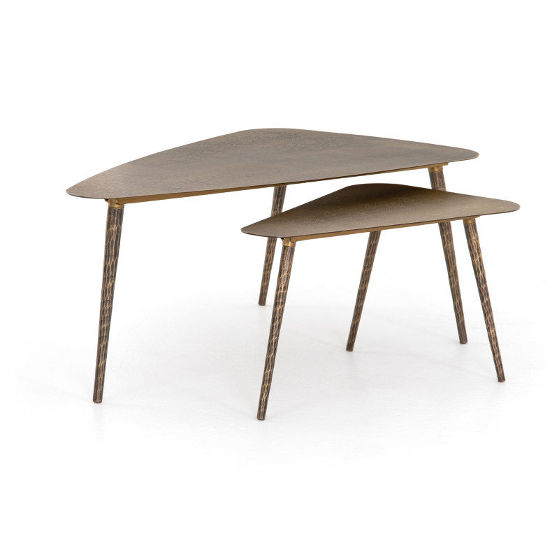 Shiloh Modern Nesting Coffee Table Set