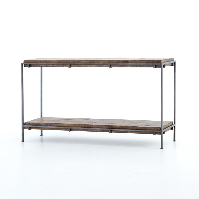 Simien Mango Wood Console Table