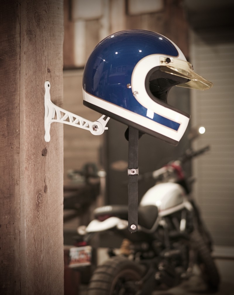 Open Road Helmet Display Mount