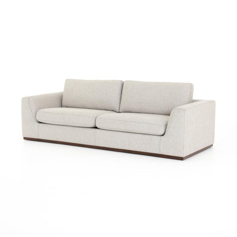 Colt Linen Loveseat Sofa
