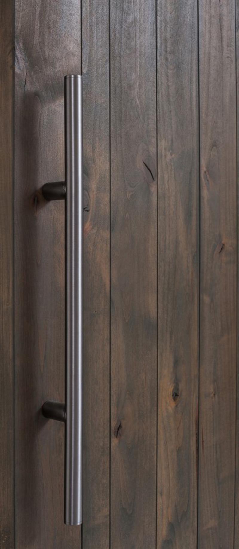 Modern Loft Sliding Barn Door Handle Rustica Hardware
