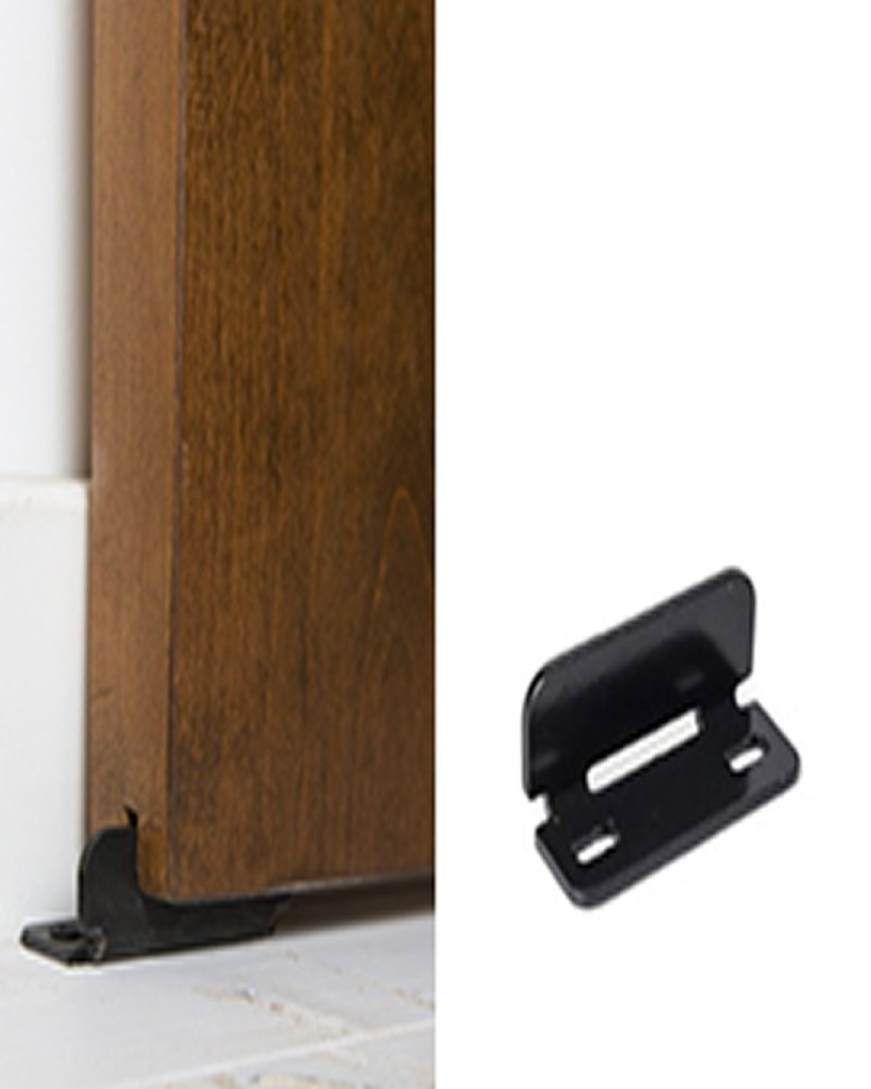 Barn Door Guides Floor Mount Wall Mount More Rustica Hardware