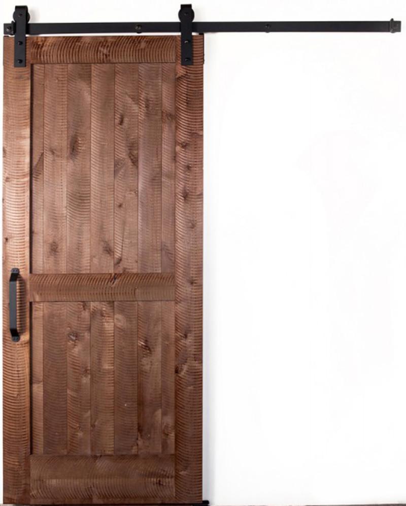 4 In 1 Sliding Barn Door And Hardware Kit Rustica Hardware