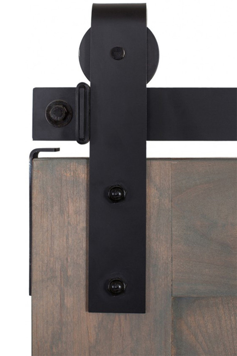 Flat Sliding Barn Door Track Rustica Hardware