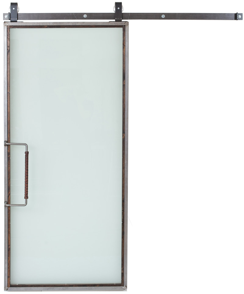 Frosted Glass Barn Door Frosted Glass Sliding Doors Rustica Hardware