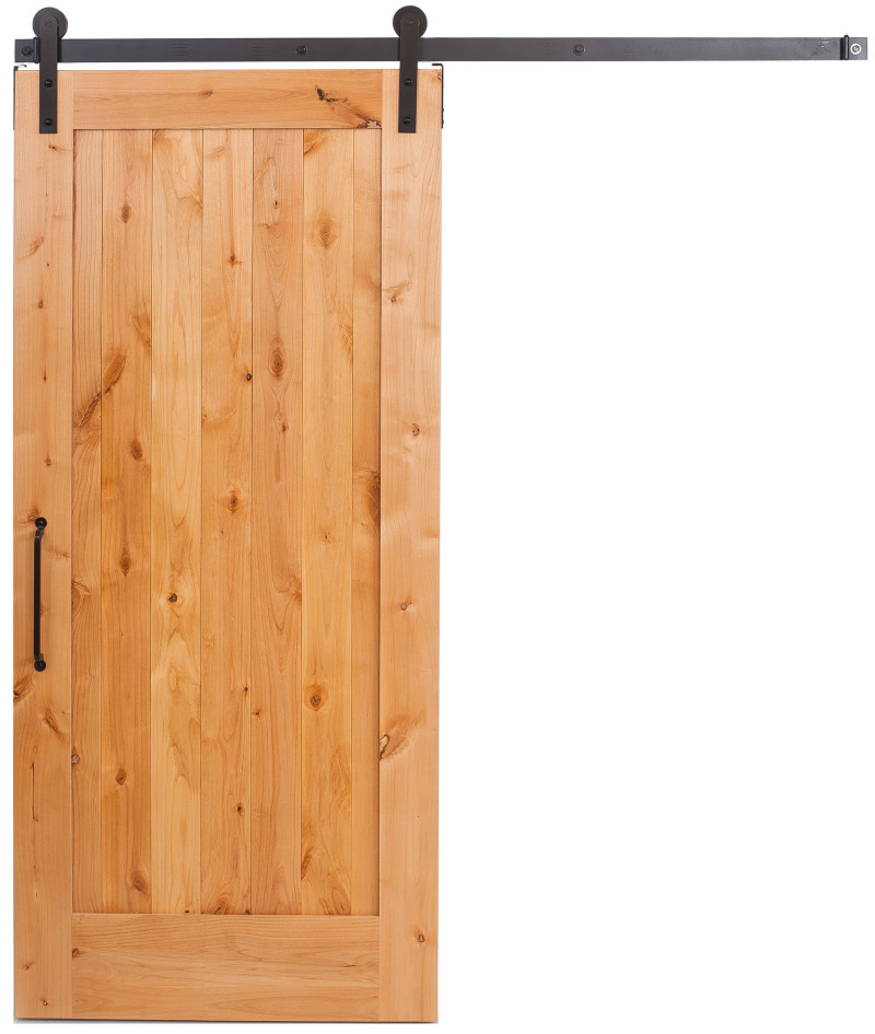 sc 1 st  Rustica Hardware & Wood Slat Barn Door: The Lewiston | Rustica Hardware