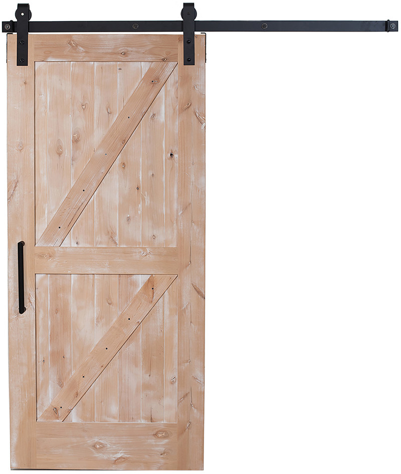 Double Z Barn Door Sliding Dutch Z Barn Door Rustica Hardware