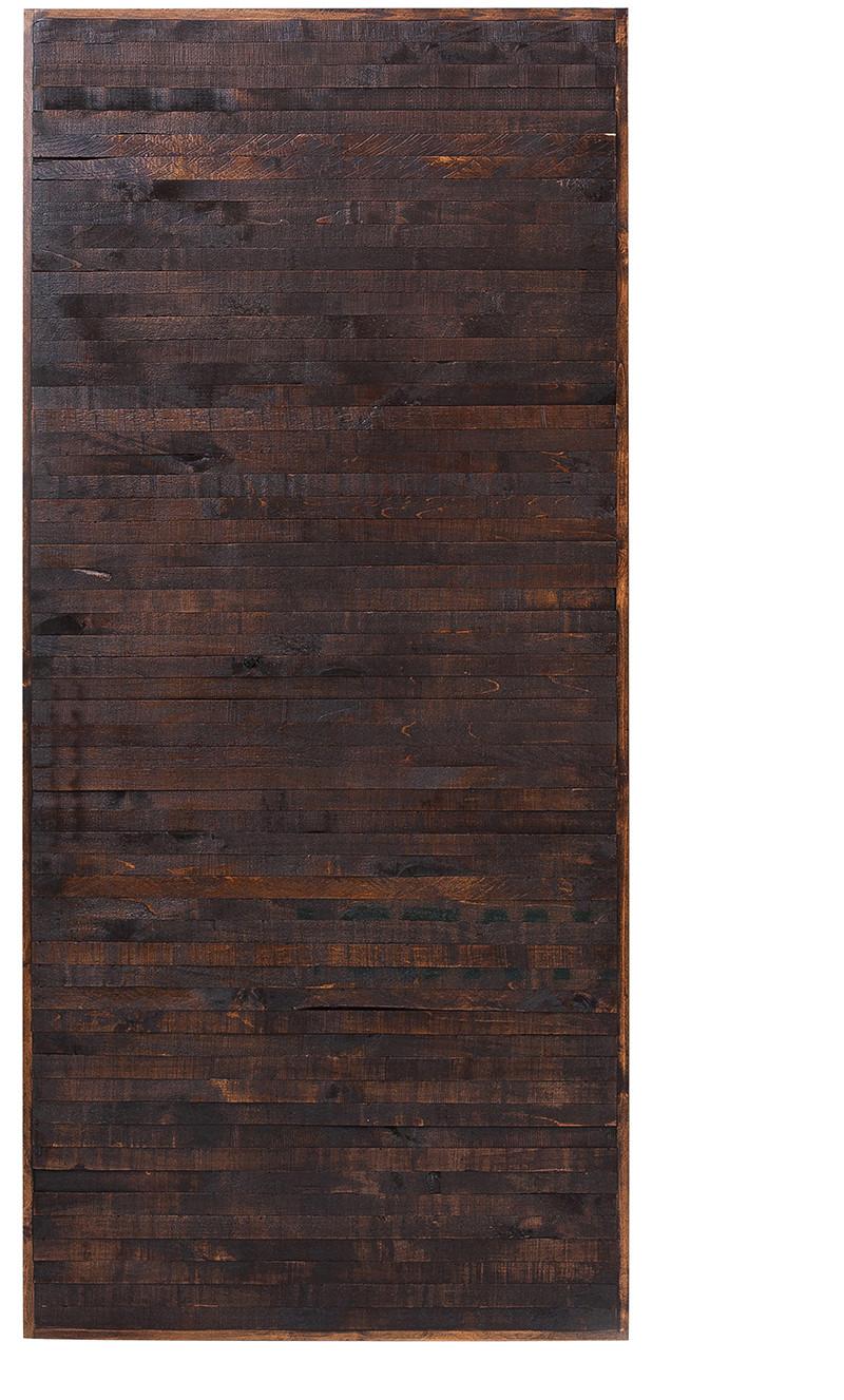 sc 1 st  Rustica Hardware & Horizontal Recycled Wood Barn Door: Swinging u0026 Hinged   Rustica Hardware