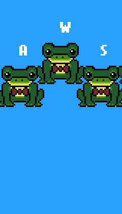 Singing Frogs