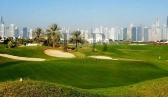 LAST PLOT WITH GOLF COURSE AND LAKE VIEW -