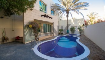 Commercial 5 bed villa for Luxury concept -
