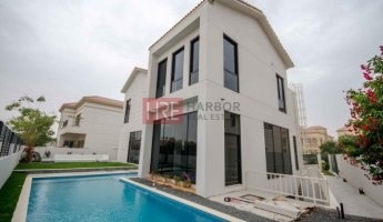 Luxurious, Modern 5BR villa with Pool and Basement -