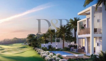 MODERN STYLE l 4 BED l GOLF COURSE VIEWS -