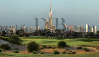 HUGE PLOT! AVAILABLE IN EMIRATES HILLS! -
