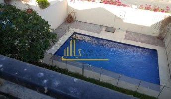 Vacant 5 + M In Safa 2 With Pool -