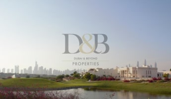 THE BEST GOLF COURSE PLOT EMIRATES HILLS -