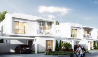 4 BR Townhouse | Quality Living in Arabella 3, Mudon -