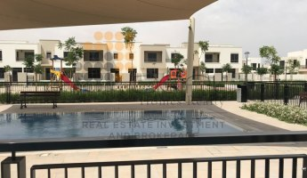Full Pool & Park Facing | With Maid | Brand New -