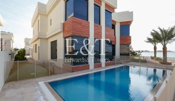 Magnificent 5BR + Maid's Villa with Pool -