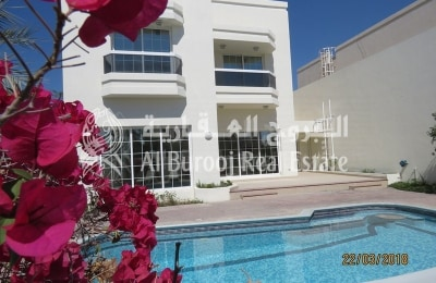 Immaculate 5BR Villa with Private Pool- Burj Al arab View -