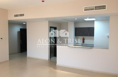 Ready 2BR,Monthly Aed 8300, Booking 230K -