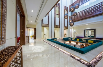 Arabic Style Mansion|Luxuriously Furnished -