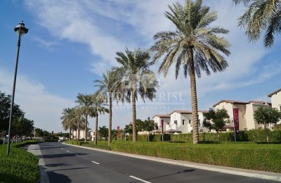 Type 1 Single Row, Independent 3 Bed Villa, Azalea -