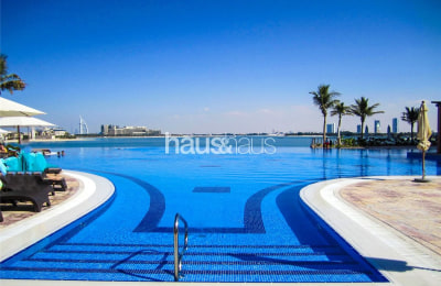 Type B | 3 Bedroom | Beach Pool and Gym Access -