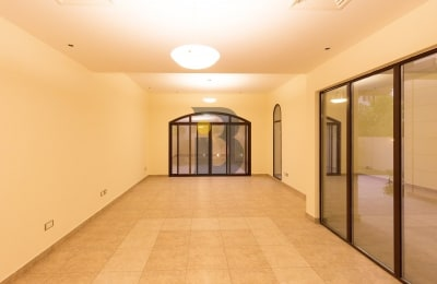 Type B | Single Row | 4 BHK | Al Naseem Townnhouse -