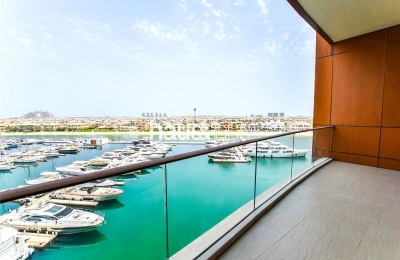 Amazing Sea Views | Beach, Pool and Gym Access -