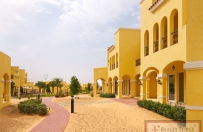 Unique Corner Villa| Large Plot |Al Waha -