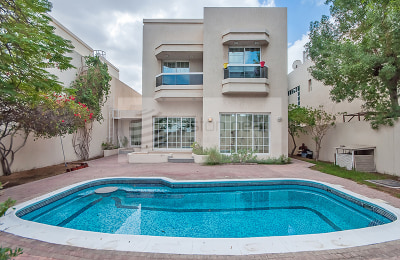 Spaciously Beautiful 5 BR, Private Pool -