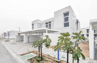 3BR SEMIDETACHED VILLA FOR RENT - KEY IN HAND -