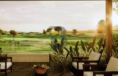 Amazing Full Golf View   5 Bedroom with Terrace -
