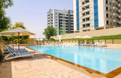 AED 130,000/- yearly for Contemporary Style Villa | Free Maintenance -